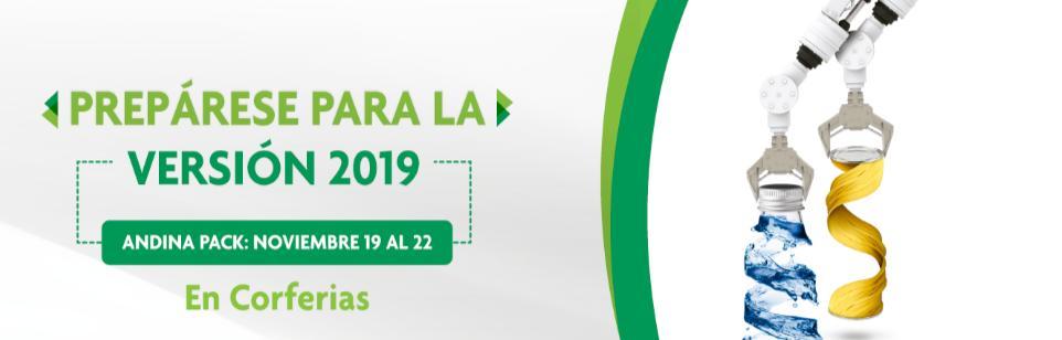 Die 15. Kolumbien International Packaging Industry Exhibition