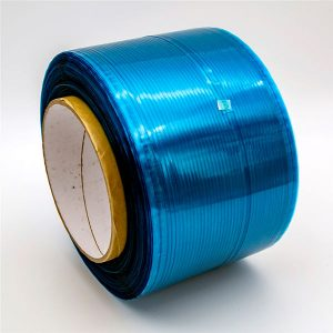 Blau / Rotes Folien-Permanentbeutel-Dichtungsband