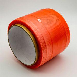 Rotes Folienspulen-wiederverschließbares Beutel-Dichtband